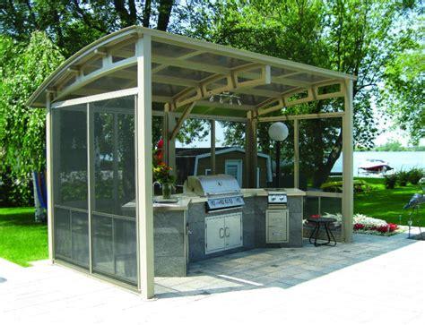 abri cuisine cing abris cuisine extérieur groupe somac