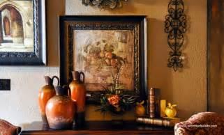 tuscan decor tuscany old world decorating ideas