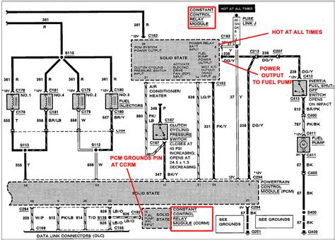 2010 Ford Flex Starter Wiring Diagram by I Replace My Module Three Times Because