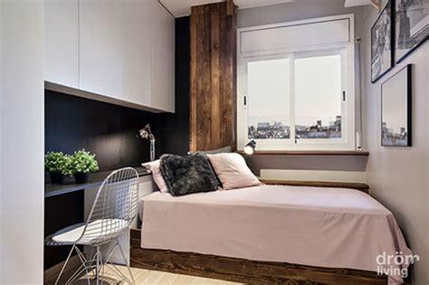 como aprovechar los espacios en dormitorios pequenos