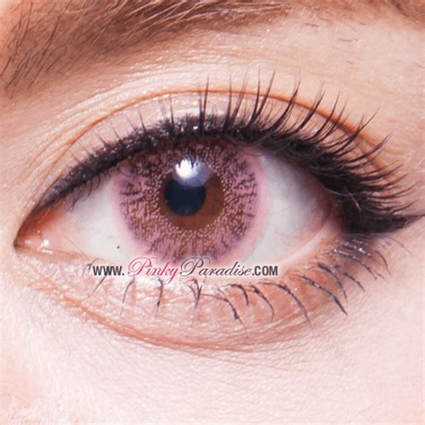 pink colored contacts g g light pink lenses colored contacts
