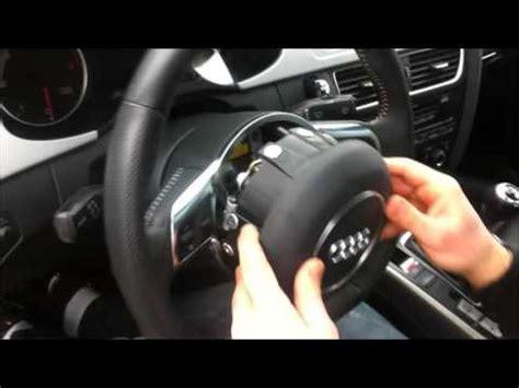 Volante Audi A4 Montaggio Airbag Volante Audi A4