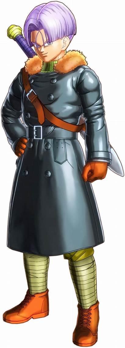 Xenoverse Dragon Ball Trunks Future Xeno Dragonball