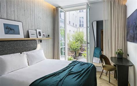 Top 10 The Best Design Hotels In Paris  Telegraph Travel