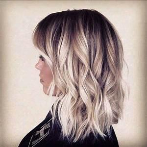 Tie And Dye Blond Cendré : tie and dye for blonde cheveux mi long coiffures la mode de cette saison ~ Melissatoandfro.com Idées de Décoration