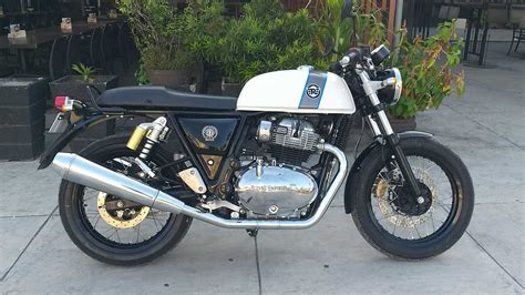 Royal Enfield Continental Gt 650 2019 by 2019 Royal Enfield Continental Gt 650 Interceptor Int 650