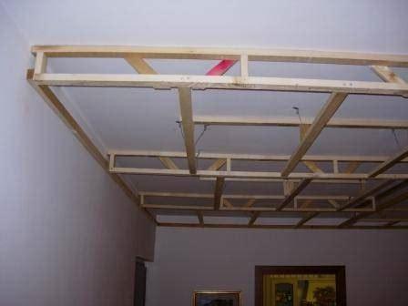 controsoffitto cartongesso struttura 187 controsoffitto portante in cartongesso