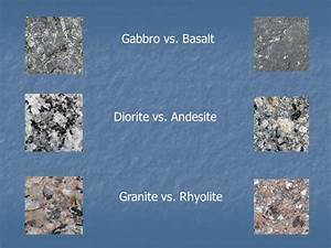 Granite is a mixture of: - ppt video online download