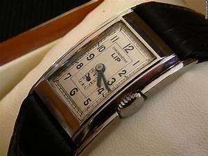 Lip Vintage Historic Lip T18 Chronometer  Steel  23x31mm