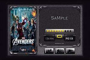 Extra unofficial menu templates available for download for Convertxtodvd menu templates