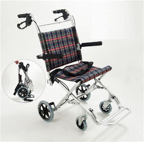 new folding foldable manual wheelchair for elderly
