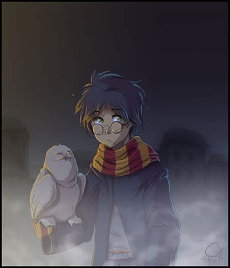 Harry Potter Anime Wallpaper - harry potter images harry potter anime wallpaper and