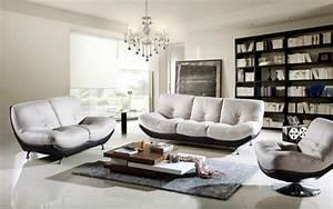 Davausnet salon et canape moderne avec des idees for Tapis shaggy avec canape relax electrique cuir center