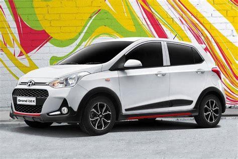 Where Is Hyundai Made by Sporty Hyundai Grand I10x Makes Debut At Giias 2017