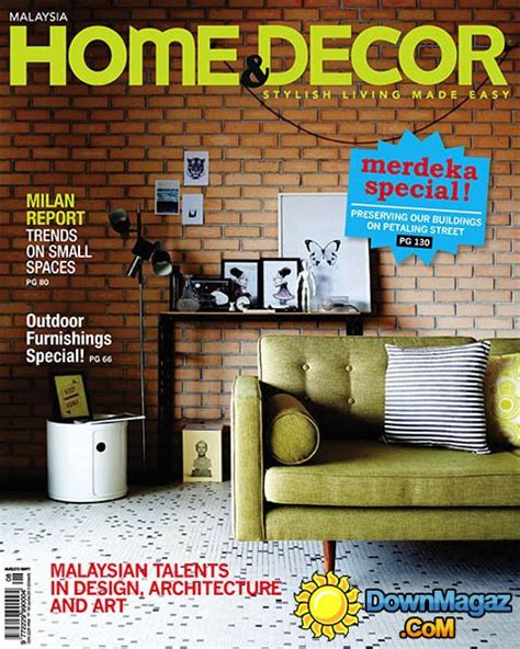 home decor malaysia august 2013 187 download pdf