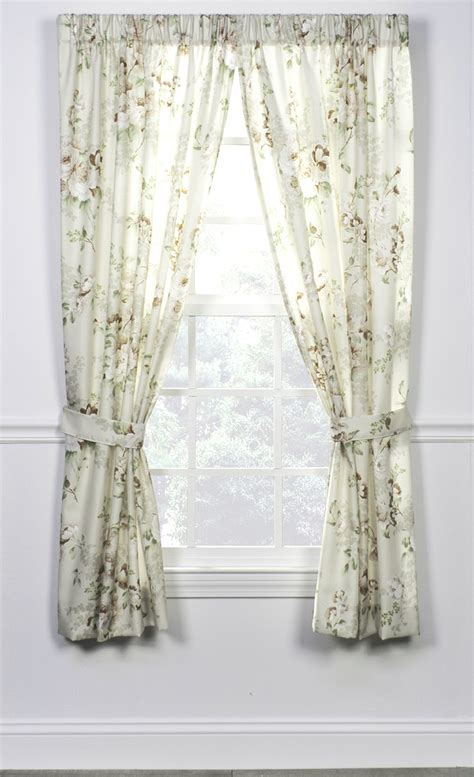 chatsworth rod pocket curtain panel pair