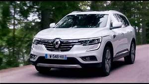 Renault Koléos Initiale Paris : 2017 new renault koleos initiale paris driving video trailer automototv youtube ~ Gottalentnigeria.com Avis de Voitures