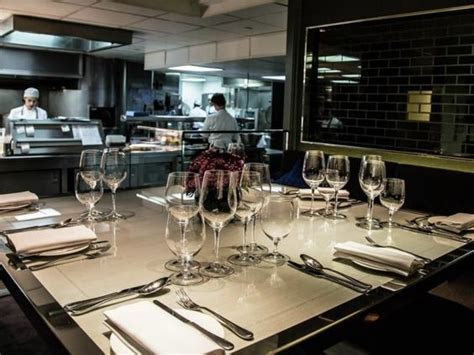 The hottest restaurant tables now put diners right in the