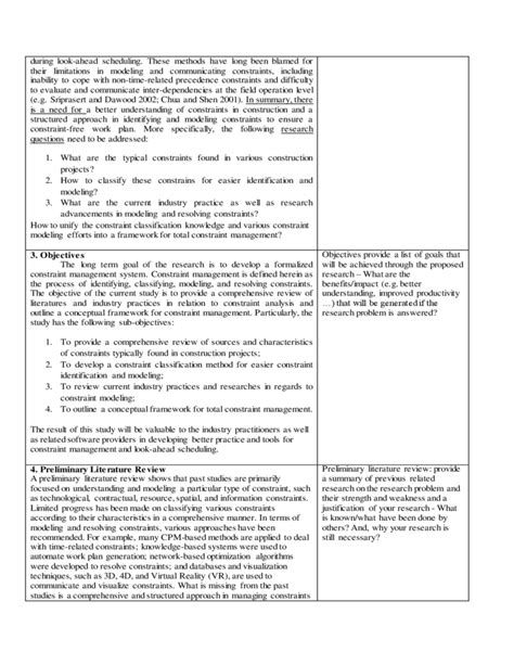 sample research proposal  comments