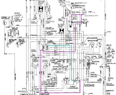volvo 1800 wiring harness wiring library