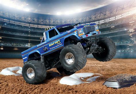 bigfoot 1 monster truck stede bigfoot 1 the original monster truck blue r c