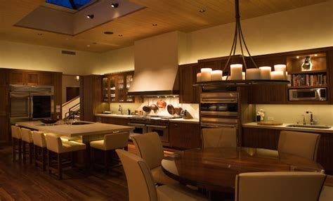 above cabinet lighting kitchen lighting 5 ideas that use led lights