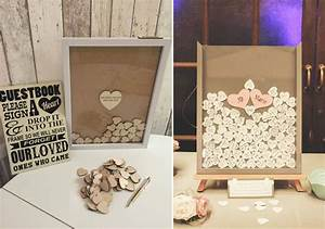 10 interactive wedding tips for assuring that your wedding With unique wedding guest book ideas