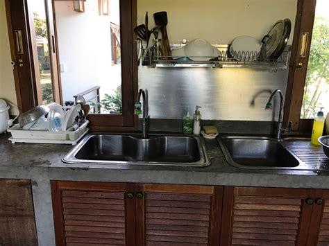 """แชร์ภาพ """"ห้องครัวไทยสไตล์ดั้งเดิม"""" ใช้งานได้จริง ทำอาหาร"""