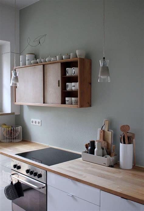 Wandfarbe Für Die Küche by Sch 246 Ne Ideen F 252 R Die Wandfarbe In Der K 252 Che