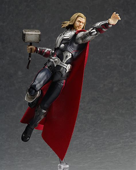the good company presents thor figma figure needless