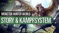 Monster Hunter World - Story, Release und Kampfsystem ...