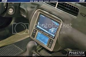 New Scosche Double Din Touchscreen Dash Kit Seen At Sema