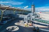 Adolfo Suarez Madrid Barajas Airport Fotografia Stock ...