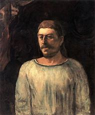 Paul Gauguin Self-Portraits Paintings