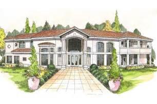 Top Photos Ideas For Mediterranean Style Homes Plans by Mediterranean House Plans Veracruz 11 118 Associated