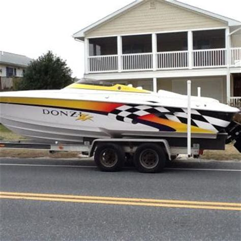 Nada Pioneer Boats by Donzi 22 Zx 2000 For Sale For 18 975 Boats From Usa