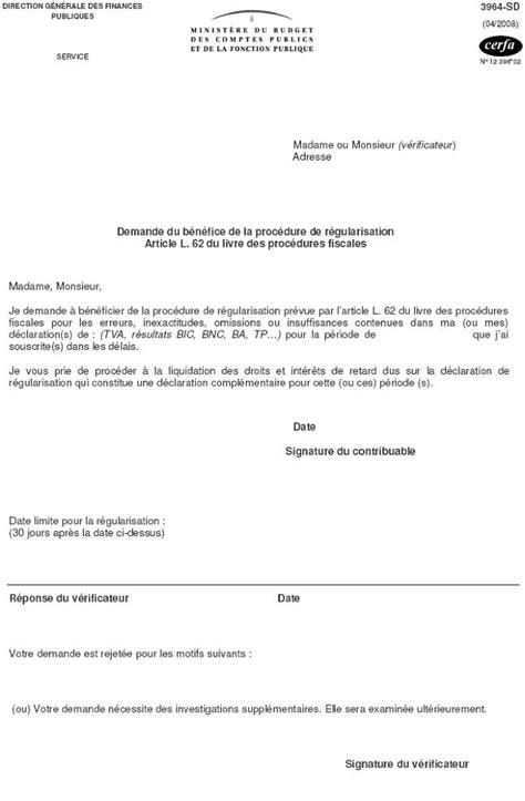 modèle lettre saisine comité médical demande du b 233 n 233 fice de la proc 233 dure de r 233 gularisation