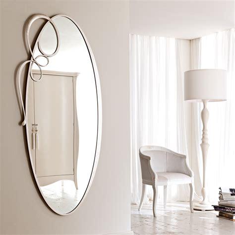 Hang Bathroom Mirror by Bathroom Frameless Oval Mirror Gretabean Mirror To
