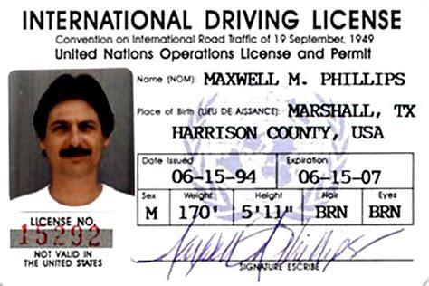 European Drivers License