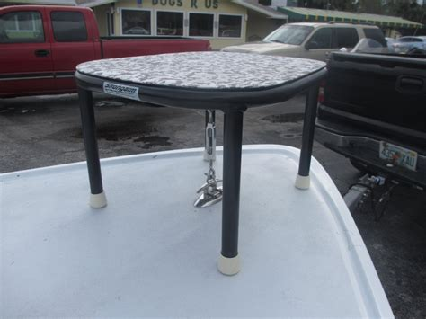 platform platforms casting removable strongarm flats fishing fly skinnyskiff water sneak holders