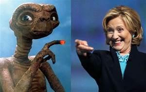 Hillary clinton et ufo alieni - Dago fotogallery