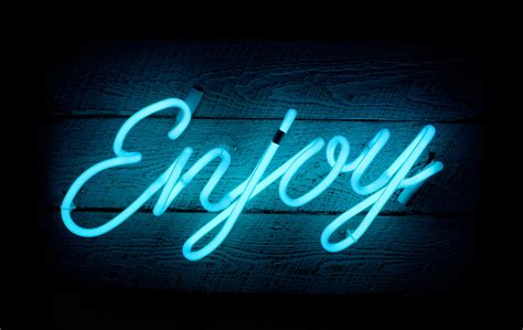 Light Signs neon light sign quotes quotesgram