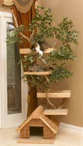 how to make a cat tree how to build a cat tree scratching post that pet