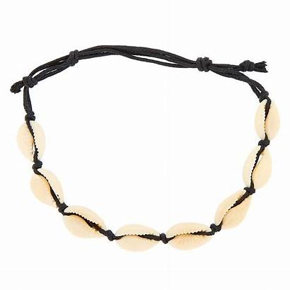 Bracelet Puka Shell Cheville Anklet Claire Coquillage