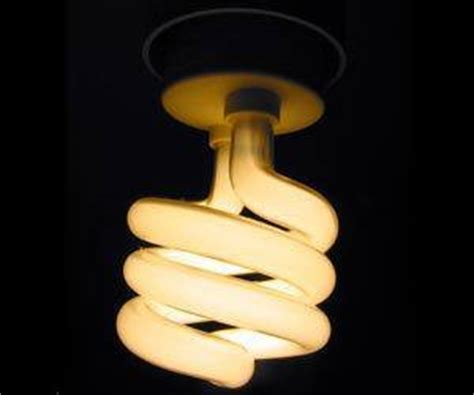 how to clean up a broken compact fluorescent light cfl bulb