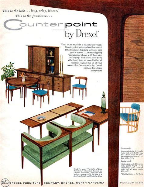 counterpoint  john van koert drexel furniture mid