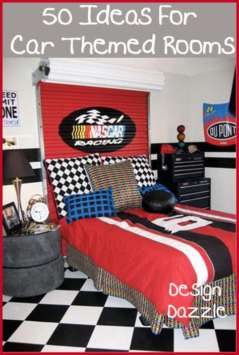 50 car themed bedroom ideas for boys accessories