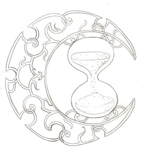 hourglass tattoos images  pinterest hourglass hourglass tattoo  tattoo ideas