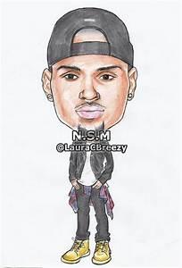 Chris Brown (@chris brown) 'Loyal' | Caricature's ...