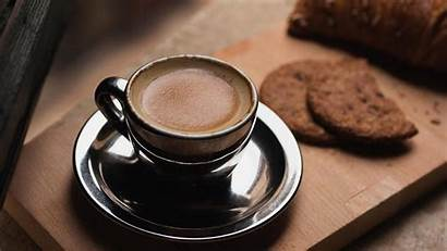 Coffee Cup Drink Drinks Plate Widescreen Cafe
